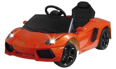Jamara Elektro-Kinderauto »Ride-On Lamborghini Aventador«, ab 3 Jahren, bis 25 kg kaufen