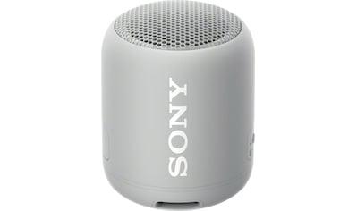 Sony »SRS - XB12« Bluetooth - Lautsprecher (Bluetooth, NFC) kaufen