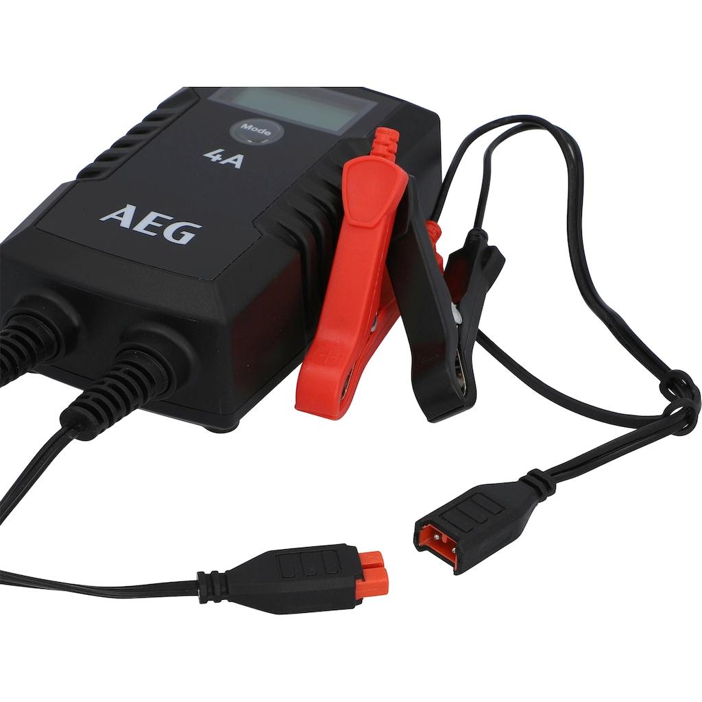 AEG Batterie-Ladegerät »LD4«