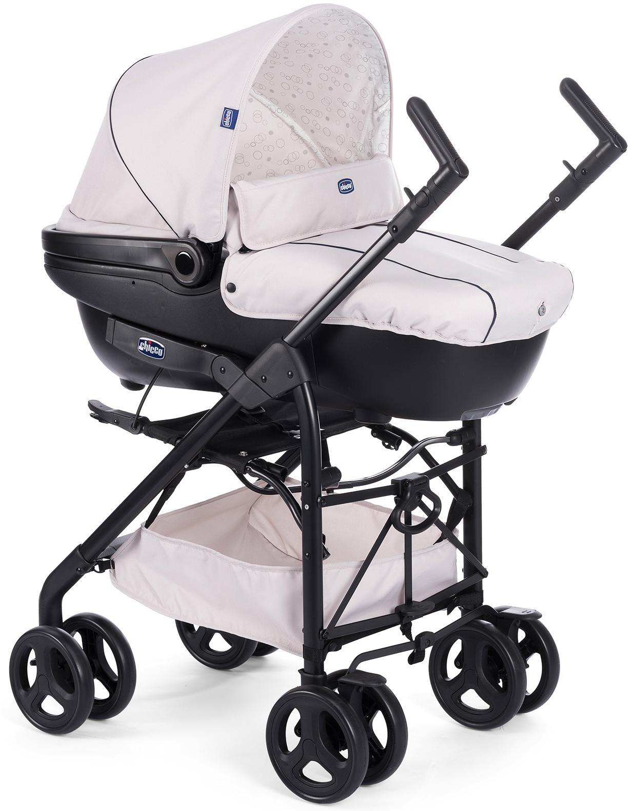 """Chicco Kombi-Kinderwagen """"Trio Sprint mit Kit Car Sandshell"""" Kindermode/Ausstattung/Kinderwagen & Buggies/Kinderwagen/Kombikinderwagen"""