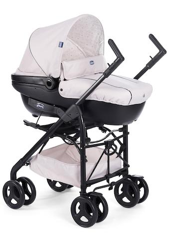 """Chicco Kombi - Kinderwagen """"Trio Sprint mit Kit Car, Sandshell"""" kaufen"""