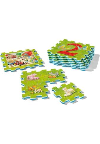 Ravensburger Puzzlematte »my first play - Erstes Zählen und Bauernhoftiere« kaufen