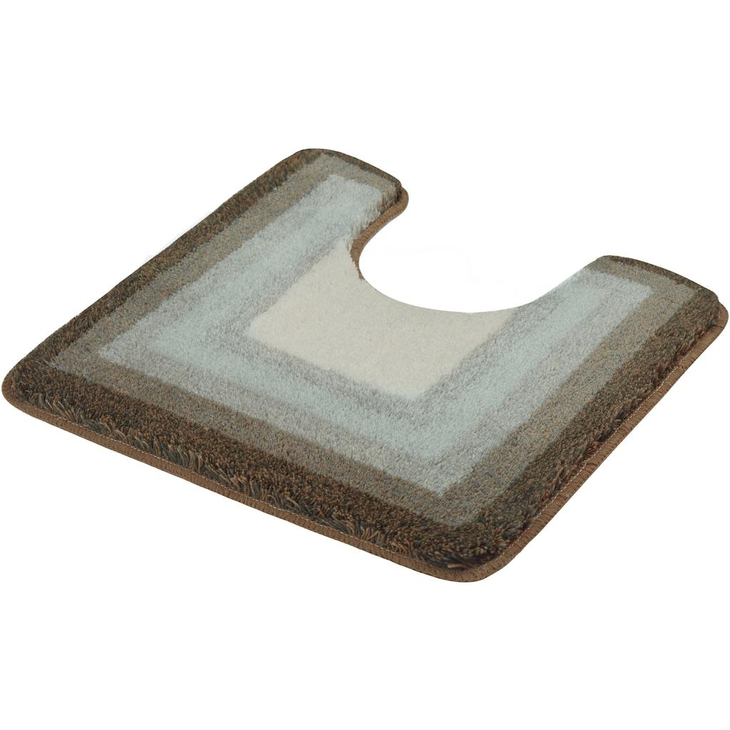 MEUSCH Badematte »Smart«, Höhe 20 mm, rutschhemmend beschichtet, fußbodenheizungsgeeignet