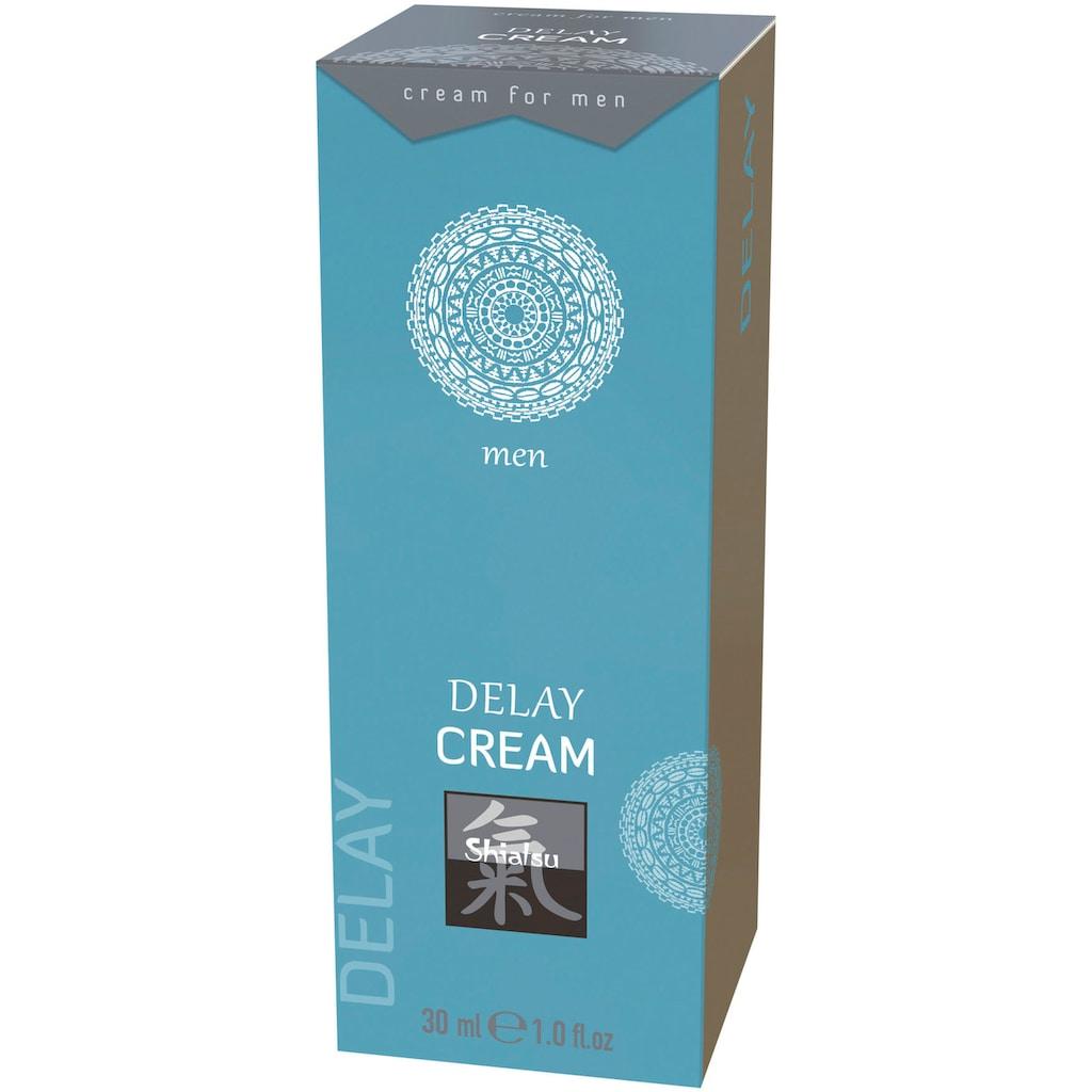 Shiatsu Intimcreme, Delay Cream