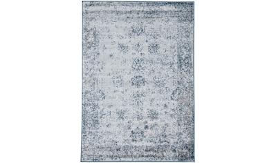 carpetfine Teppich »Soli«, rechteckig, 8 mm Höhe, Vintage Look, Wohnzimmer kaufen