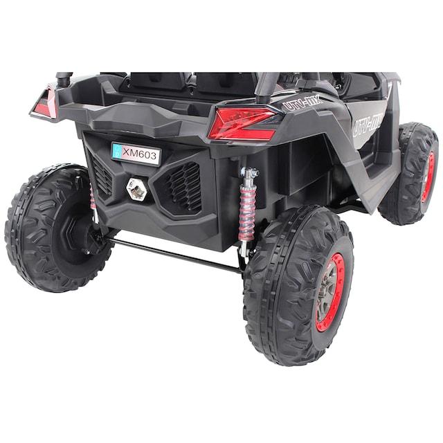 ACTIONBIKES MOTORS Elektroauto »Buggy MX Allrad«, für Kinder ab 3 Jahre, 12Volt, inkl. Fernsteuerung