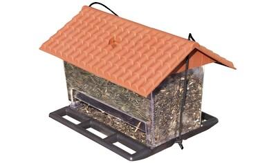 Windhager Vogelhaus »Ranch«, BxTxH: 21,5x31x20 cm kaufen