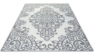 Home affaire Teppich »Javier«, rechteckig, 8 mm Höhe, Orient-Dekor kaufen