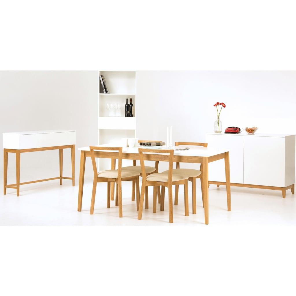 Woodman Esstisch »Elinee«, Breite 165 cm
