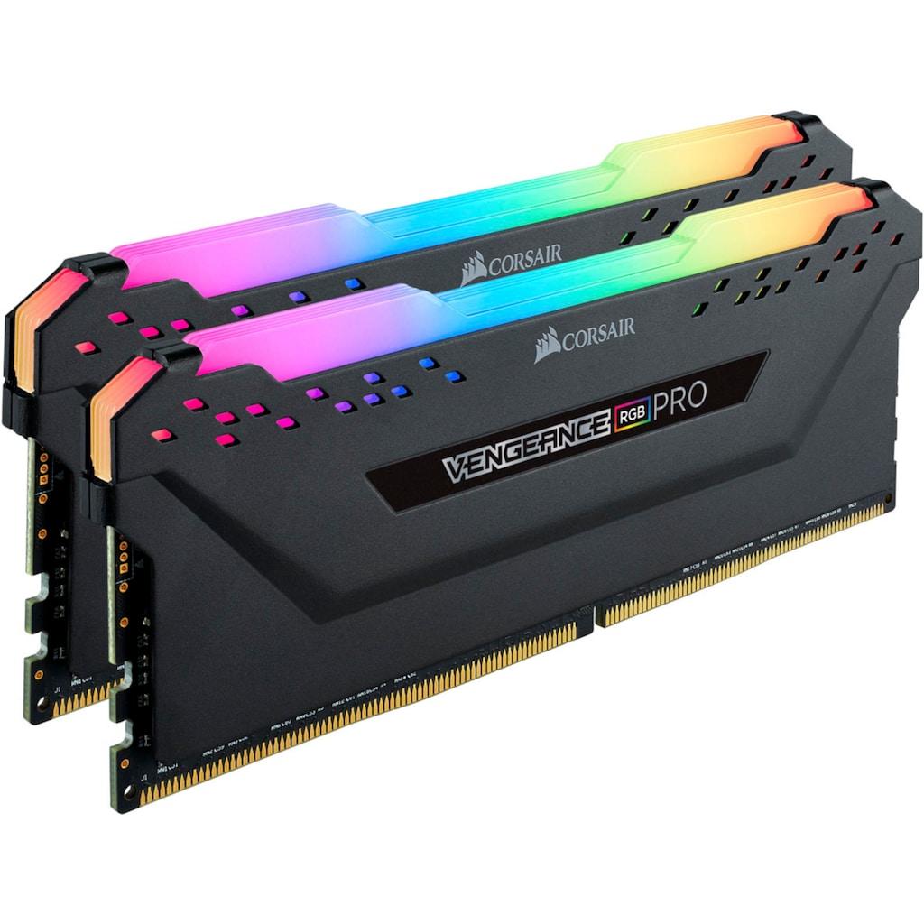 Corsair PC-Arbeitsspeicher »VENGEANCE® RGB 16GB (2x 8GB)«