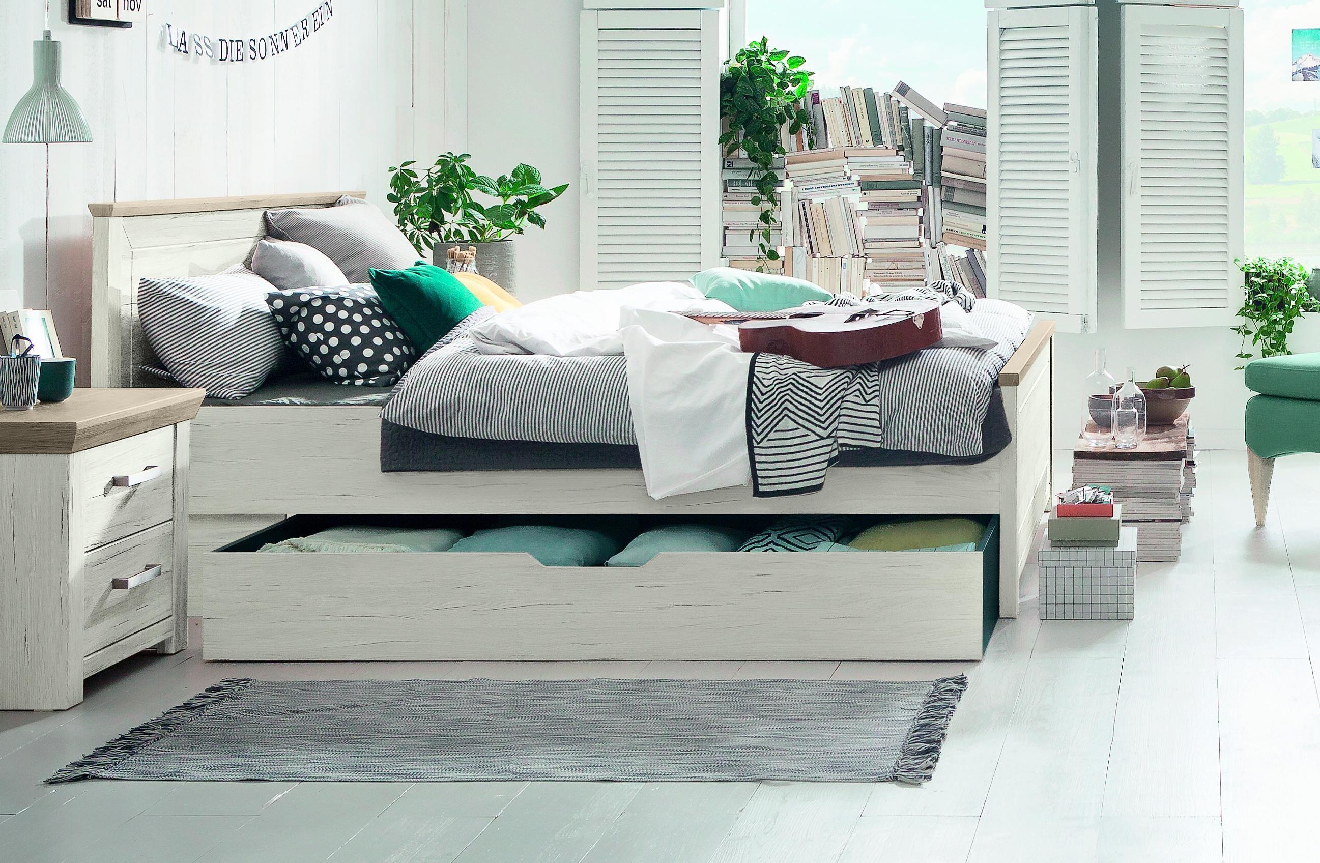 Set One By Musterring Bett Oakland Kaufen Baur