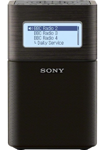 Sony »XDR - V1BTD« Radio (Digitalradio (DAB+),FM - Tuner mit RDS) kaufen