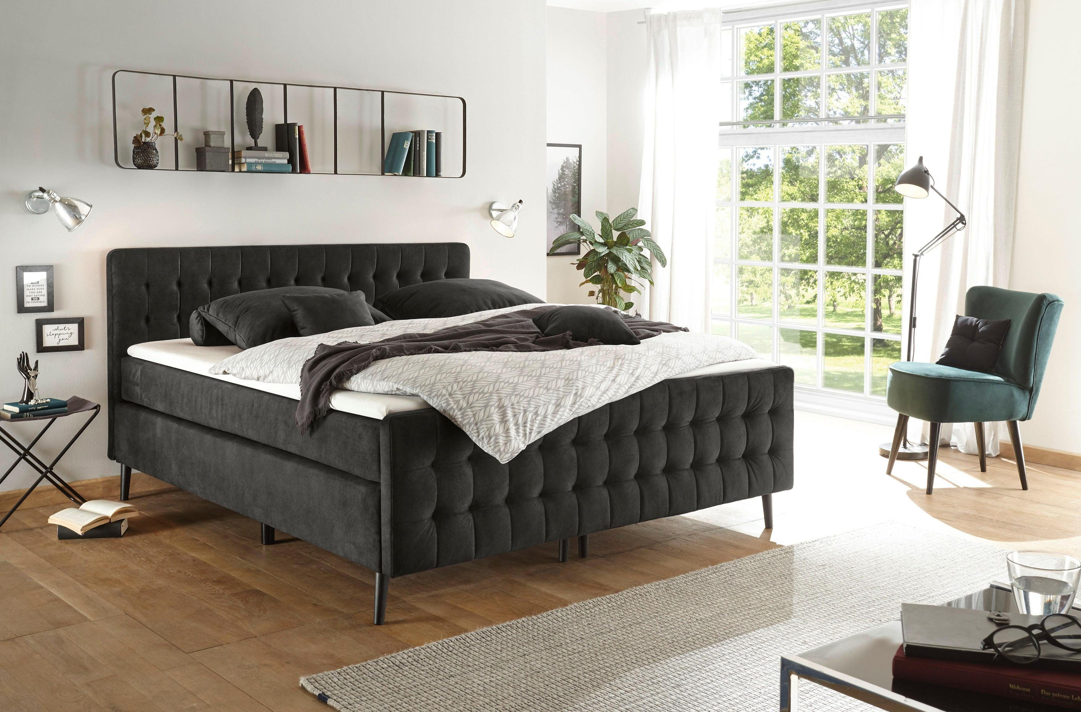 Boxspringbett Scandi