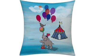 Kissenhülle, »Zirkus«, emotion textiles kaufen