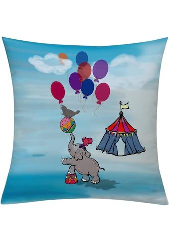emotion textiles Kissenhülle »Zirkus« kaufen