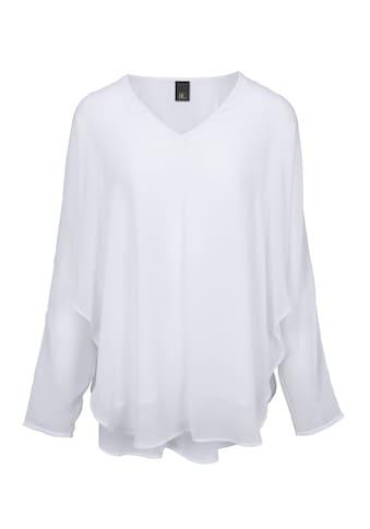 Bluse mit angeschnittenen Ärmel kaufen