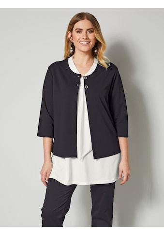Sara Lindholm by HAPPYsize Jerseyblazer kaufen