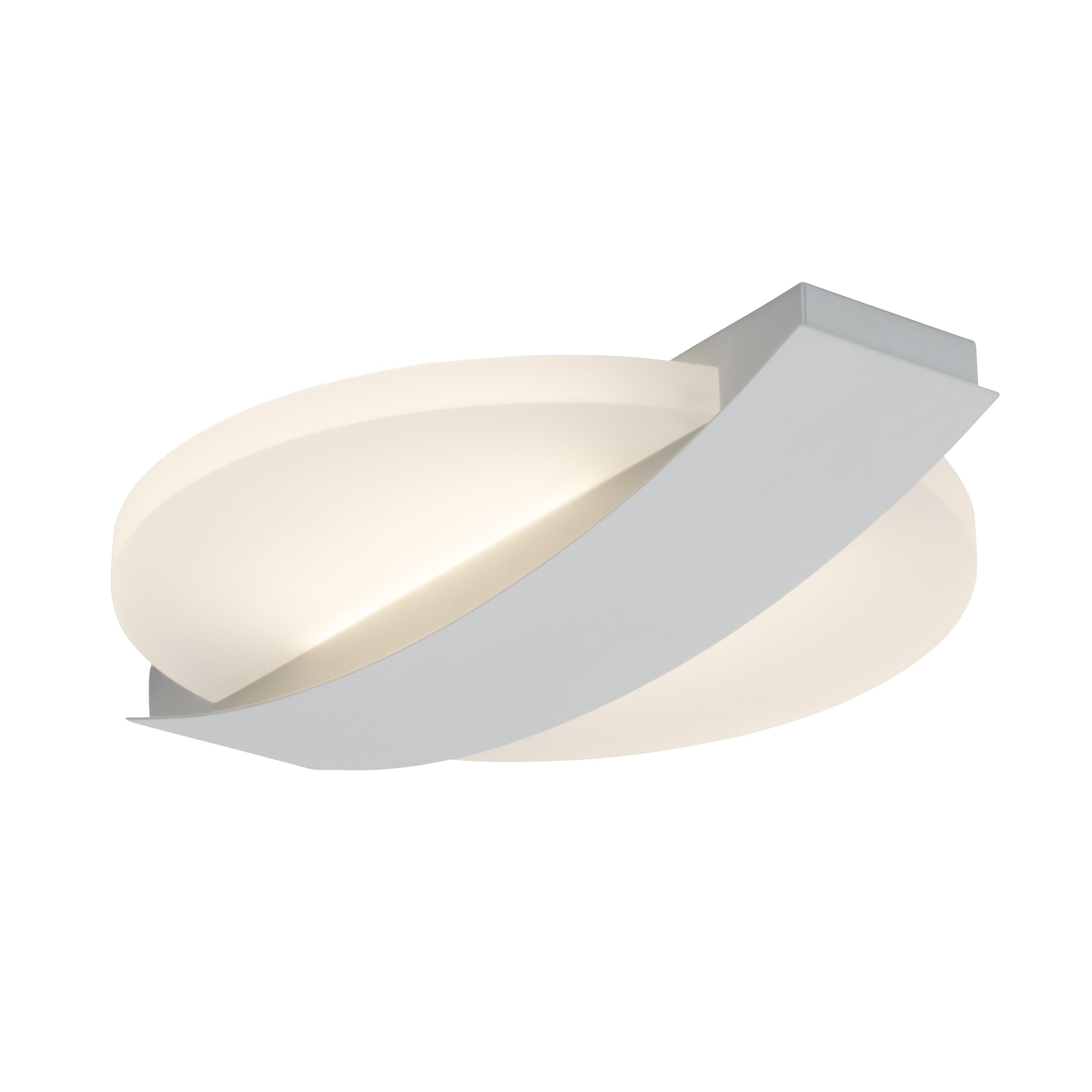 Brilliant Leuchten Solution LED Deckenleuchte 37cm rund weiÃY easyDim