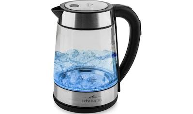 eta Wasserkocher, CRYSTELLA Digi ETA715390000, 1,7 Liter, 2200 Watt kaufen