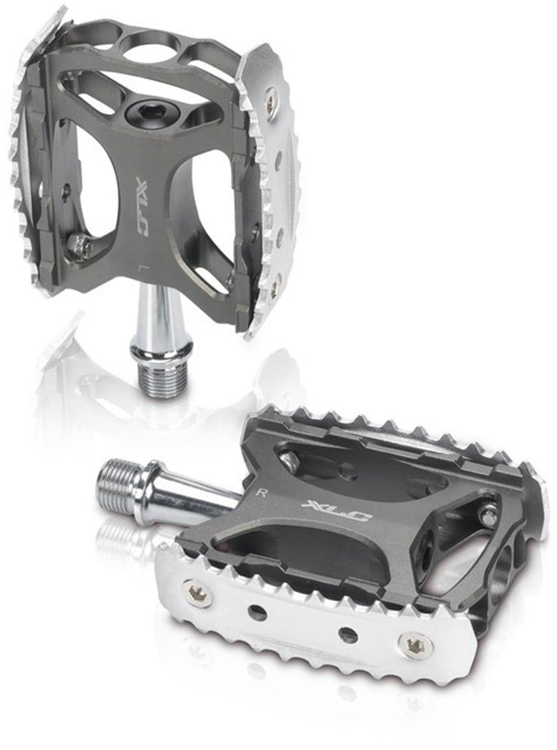 XLC Fahrradpedale XLC MTB/Trekking Pedal PD-M17 (2-tlg.), schwarz