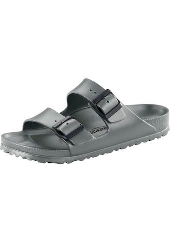 Birkenstock Sandale »1001498«, Arizona metallic anthrazit kaufen