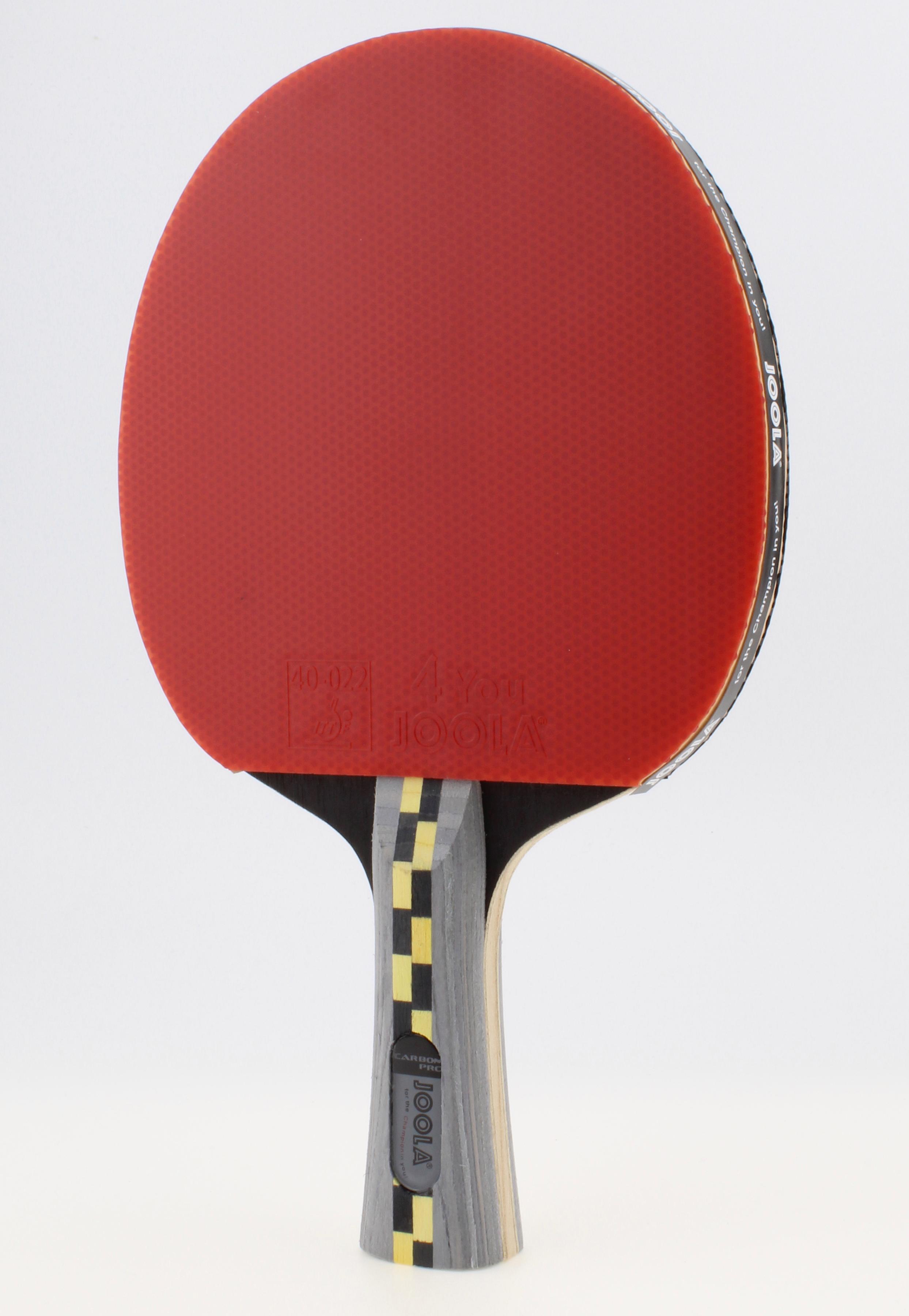 Joola Tischtennisschläger Carbon Pro (Packung) Technik & Freizeit/Sport & Freizeit/Sportarten/Tischtennis/Tischtennis-Ausrüstung
