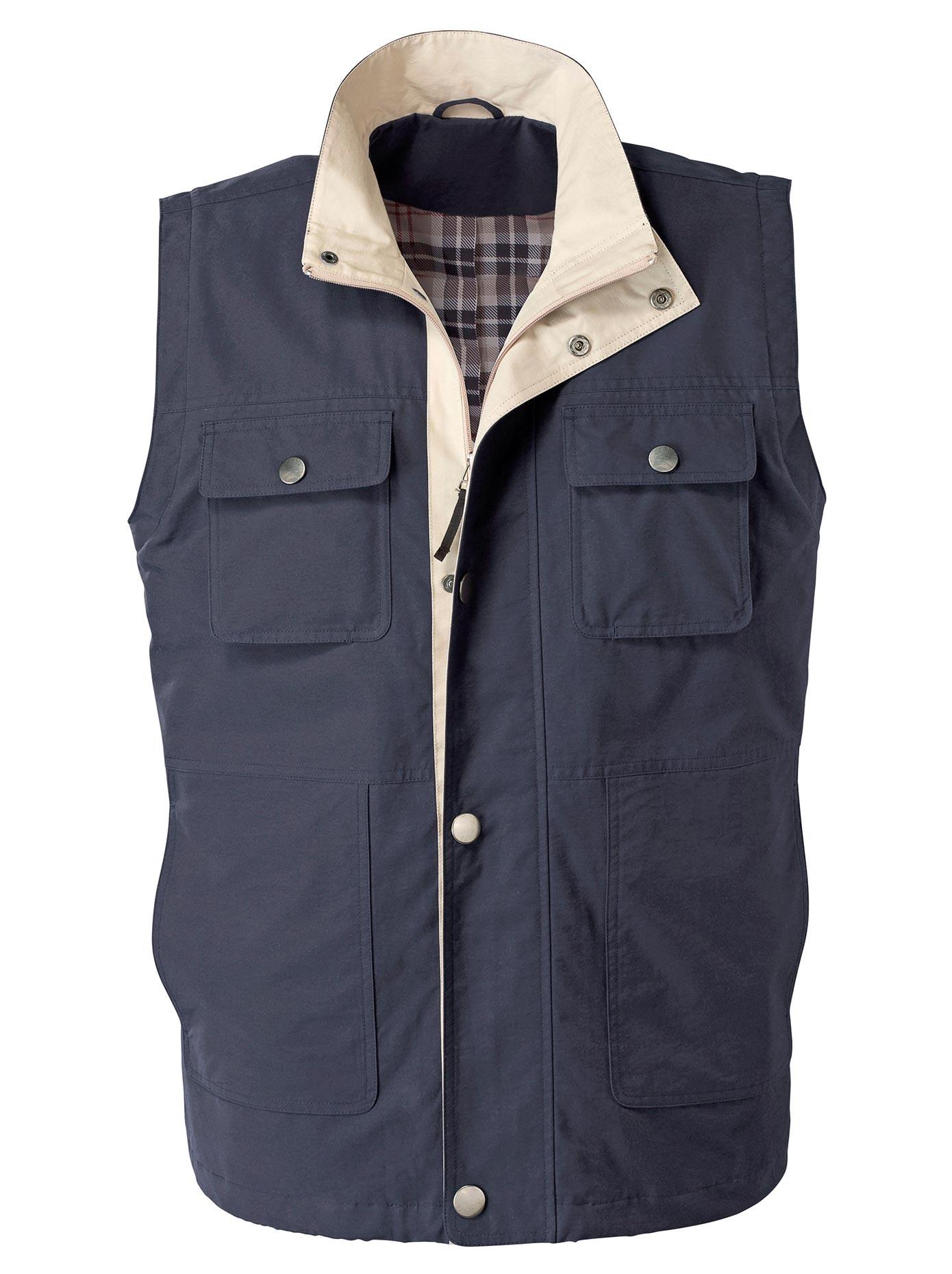 Stedman® Active Fleeceweste Bodywarmer Herren Weste Outdoor Workwear Sport Westen Bekleidung