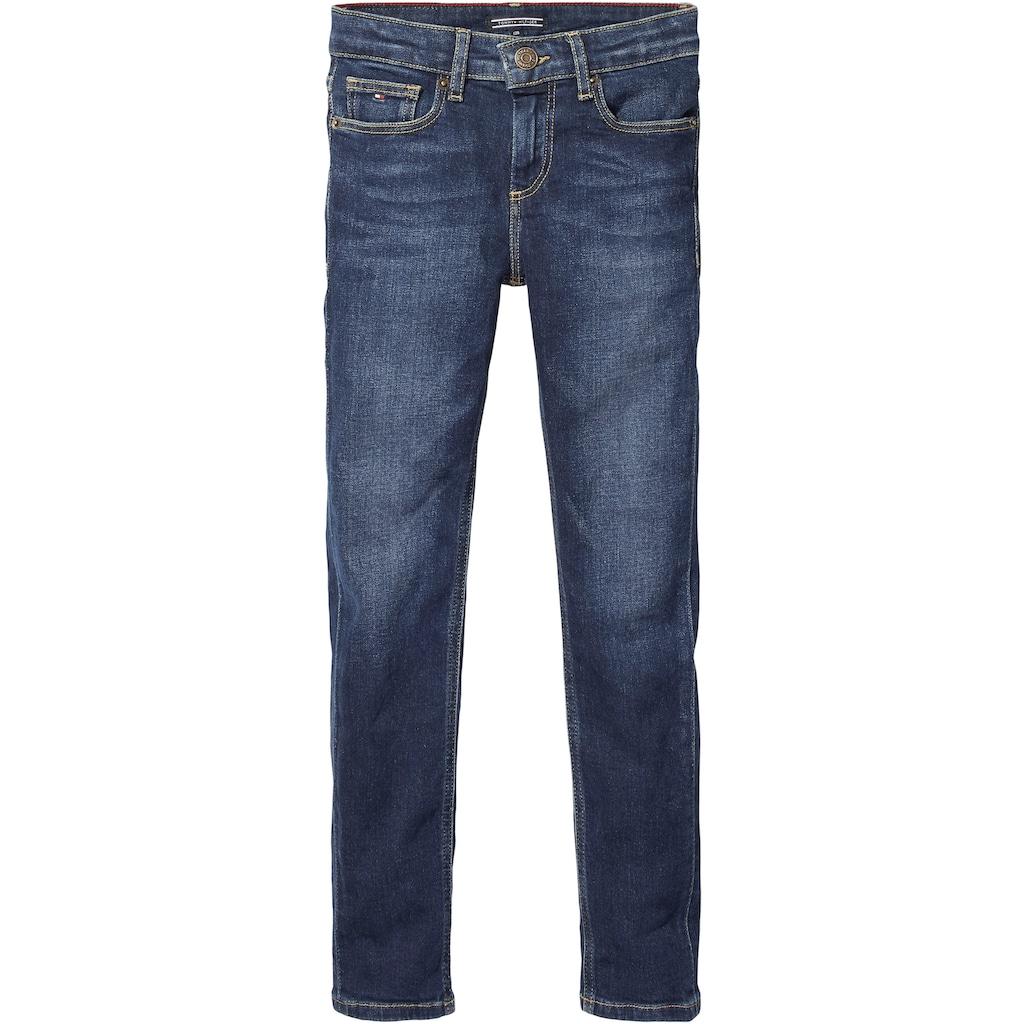 Tommy Hilfiger Stretch-Jeans »SCANTON DARK«