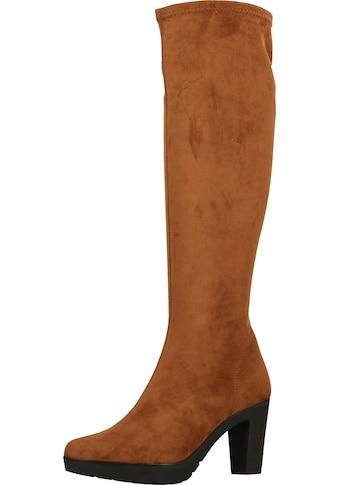 Rapisardi High-Heel-Stiefel »Lederimitat« kaufen