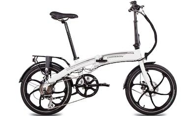Chrisson E-Bike »Efolder«, 8 Gang, Shimano, Acera RD-M360, Heckmotor 250 W kaufen
