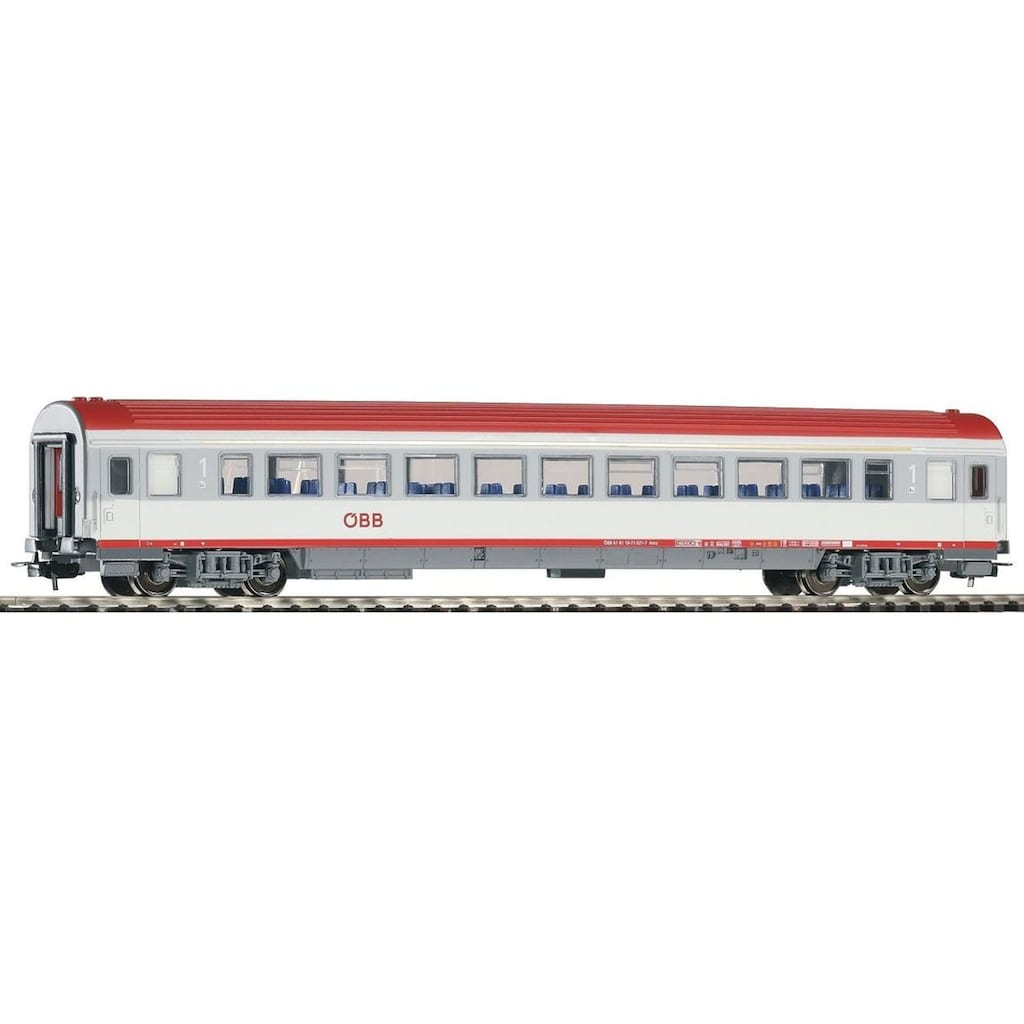 PIKO Personenwagen »IC Großraumwagen 1. Klasse Bmz, ÖBB«
