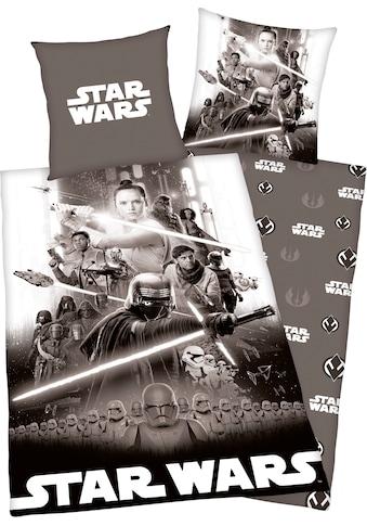 Wendebettwäsche »Star Wars«, Star Wars kaufen