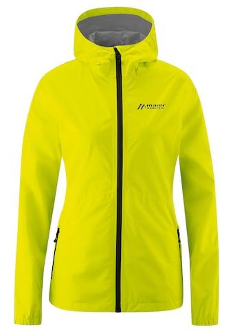 Maier Sports Funktionsjacke »Tind Eco W«, Minimalistische 2,5-Lagen-Jacke für... kaufen