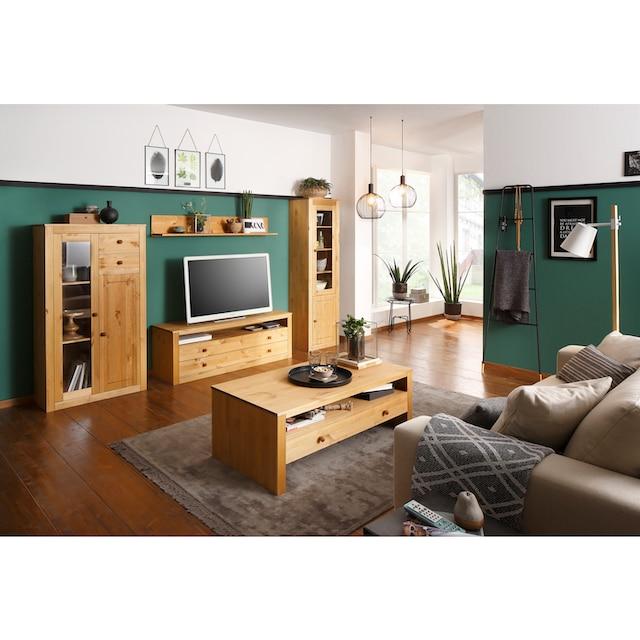 Home affaire Wohnwand »Agave« (Set, 4-tlg.)
