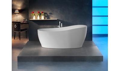"""OTTOFOND Badewanne »Relax«, mit verchromte Ablaufgarnitur """"Klick-Klack"""" kaufen"""