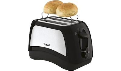 Tefal Toaster »TT131D Delfini Plus«, 2 kurze Schlitze, für 2 Scheiben, 850 W kaufen