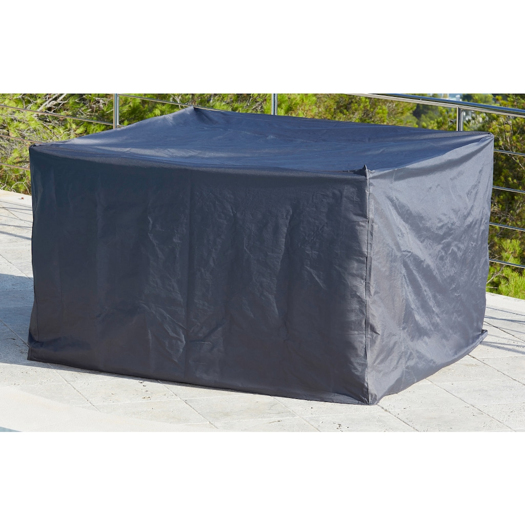 KONIFERA Gartenmöbel-Schutzhülle, LxBxH: 170x170x106 cm