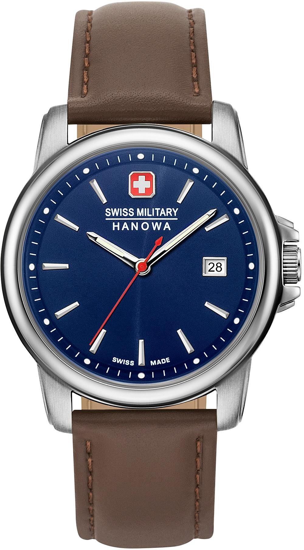 Swiss Military Hanowa Schweizer Uhr SWISS RECRUIT II, 06-4230.7.04.003 | Uhren > Schweizer Uhren | Swiss Military Hanowa