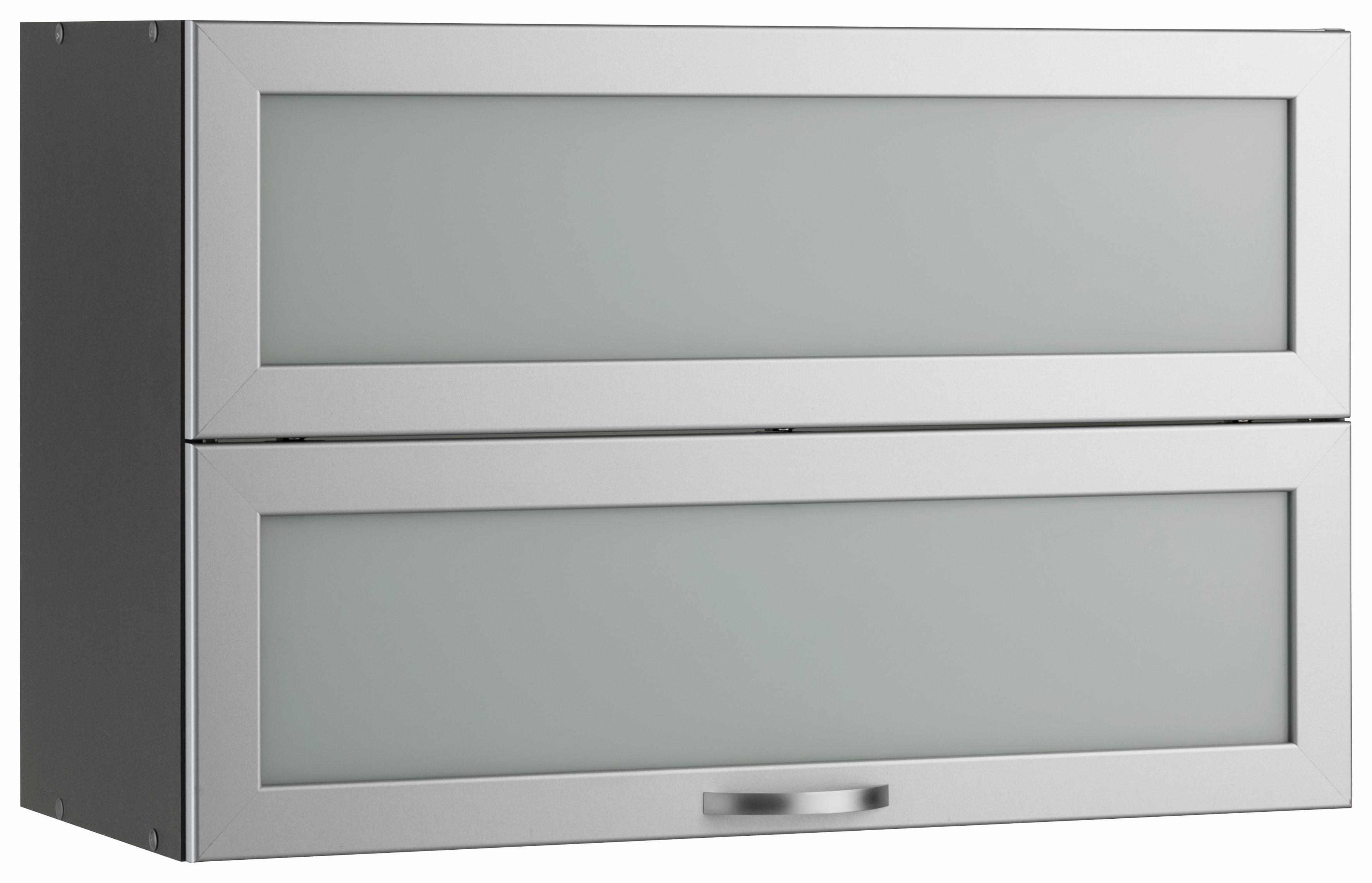 Faltlifthänger Flexi | Wohnzimmer > Schränke > Hängeschränke | Grau