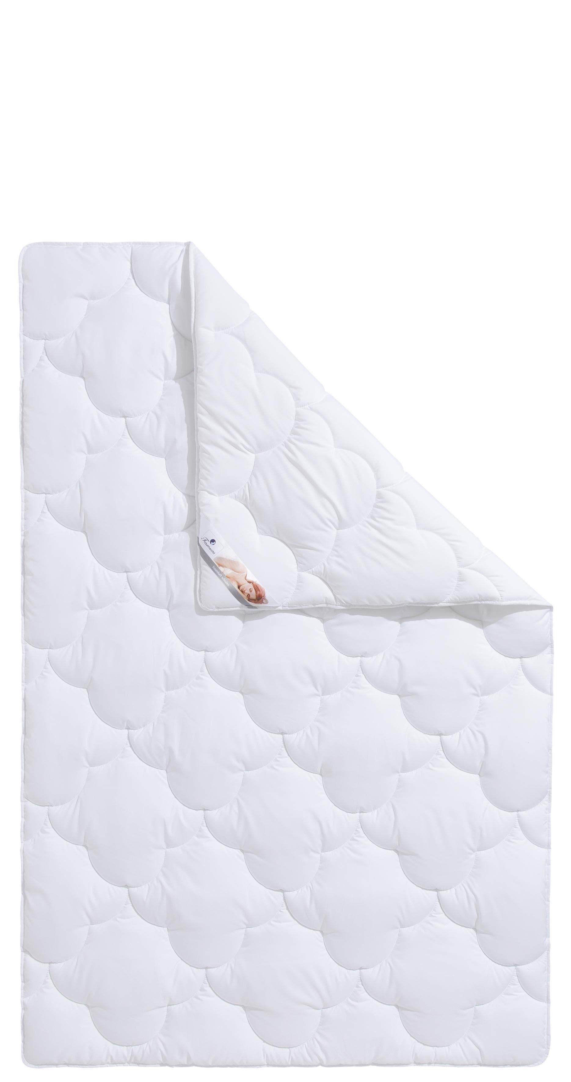 Kunstfaserbettdecke Mondschein Baumwolle Aloe Vera Traumecht Normal Fullung Polyester Kaufen Baur