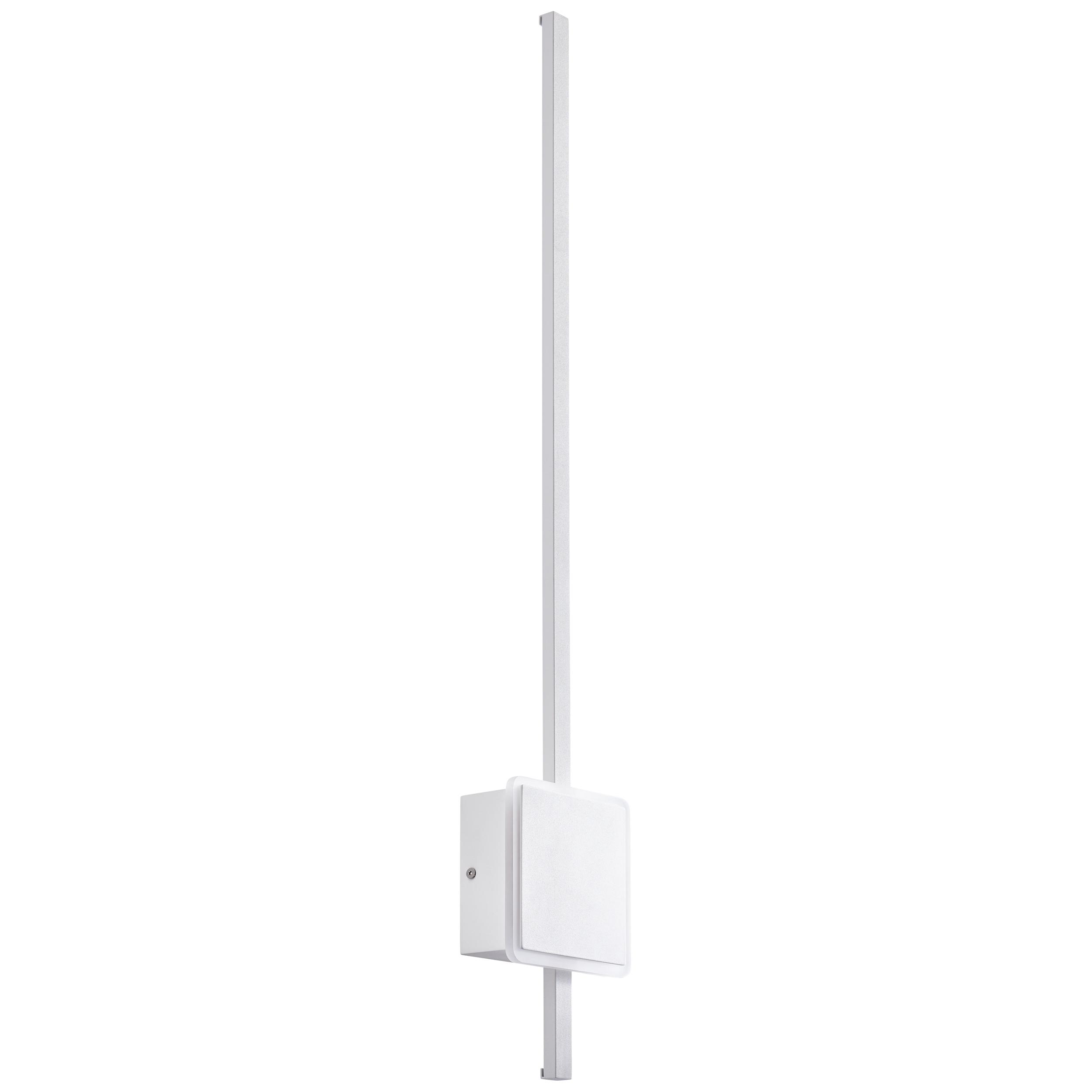 AEG Inessa LED Wandleuchte 82cm sand/weiß