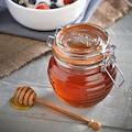 KILNER Honigglas, (1 tlg.), inkl. Honigportionierer