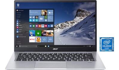 Acer Notebook »Swift 1 SF114-33-C15N« kaufen