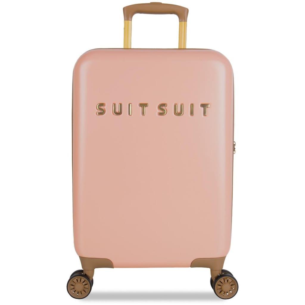 suitsuit Hartschalen-Trolley »Fab Seventies, 55 cm«, 4 Rollen