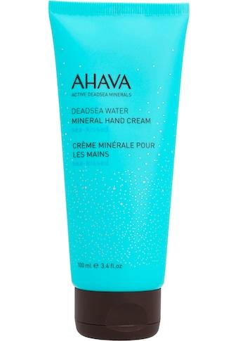 AHAVA Handcreme »Deadsea Water Mineral Hand Cream Sea-Kissed« kaufen