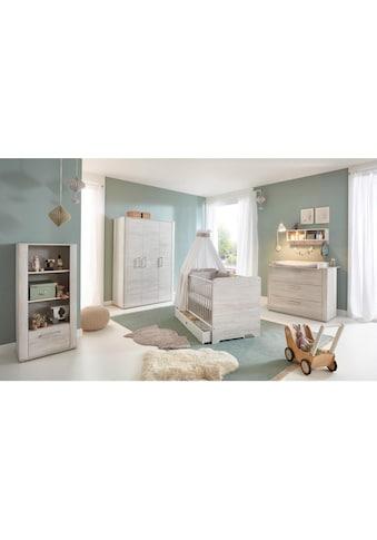 arthur berndt Babyzimmer-Komplettset »Leon«, (Set, 3 tlg.), Made in Germany kaufen