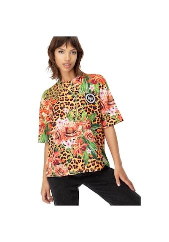 Hype T-Shirt »Damen Jungle 23« kaufen