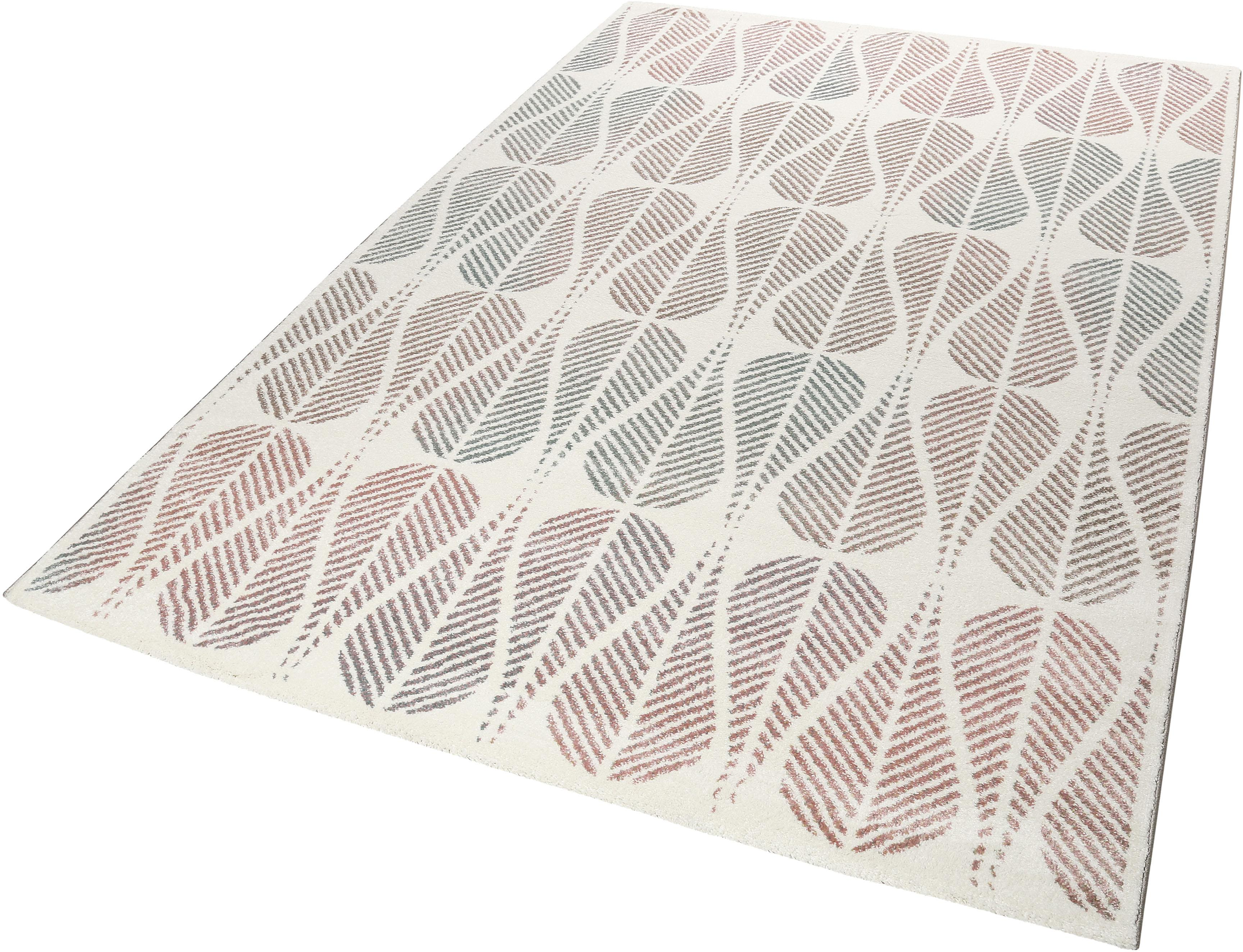 Teppich Zeno Esprit rechteckig Höhe 13 mm maschinell gewebt