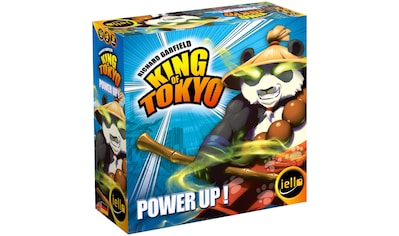iello Spiel »Erweiterungsspiel, King of Tokyo Power Up« kaufen