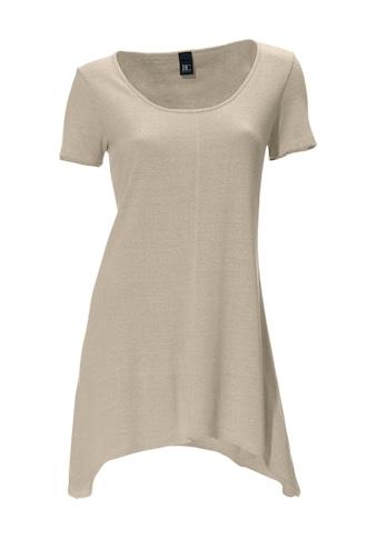 Longshirt aus reiner Seide kaufen